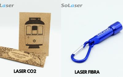 LASER CO2 VS LASER FIBRA